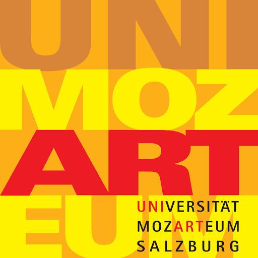 Universitat Mozarteum logo